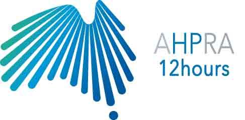 AHPRA 12Hours