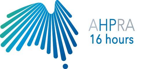 AHPRA 16Hours