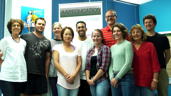 Fascial Manipulation Participants Level II Sydney 2015