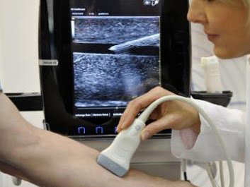 Real time and Musculoskeletal ultrasound professional course
