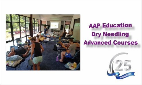 Dry Needling Course Perth width=