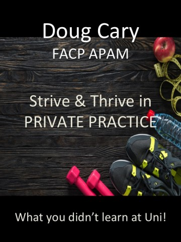 the 'Strive & Thrive in Private Practice' eBook