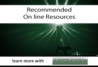 AAP Education: Recommended On line Resources