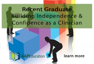 Building Independence & Confidence as a New Clinician