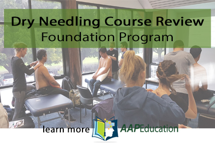 Dry Needling Course Review
