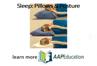 Sleep: Pillows & Posture
