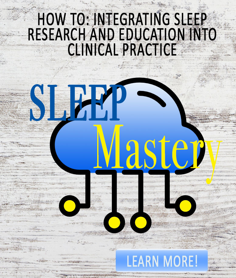 sidebar b design Sleep mastery