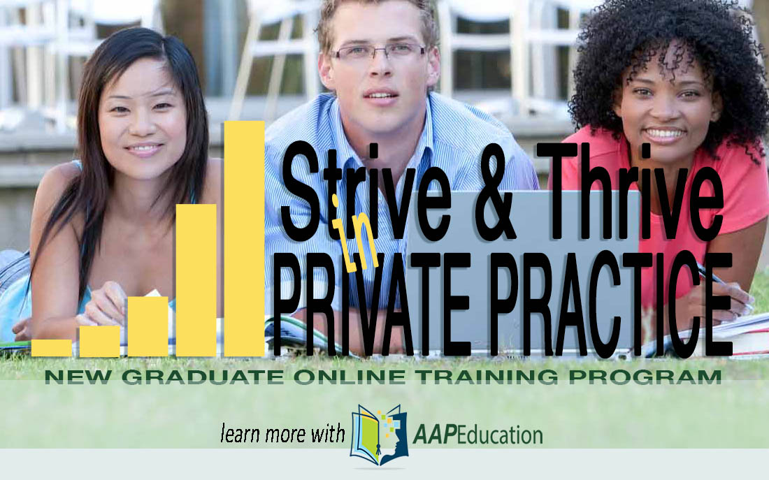 Strive Thrive in Private Practice